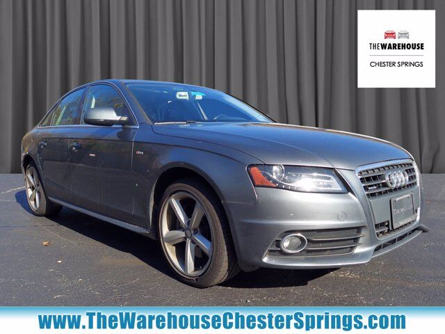2012 Audi A4 2.0T Premium Plus Chester Springs PA