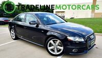 2012 Audi A4 2.0T Premium Plus LEATHER, SUNROOF, HEATED SEATS, AND MUCH MORE!!!