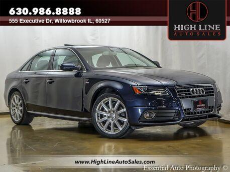 2012_Audi_A4_2.0T Premium Plus_ Willowbrook IL