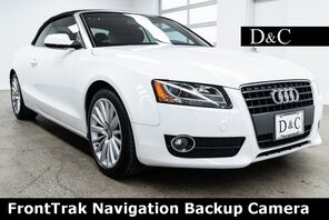 2012_Audi_A5_2.0T Premium FrontTrak Navigation Backup Camera_ Portland OR