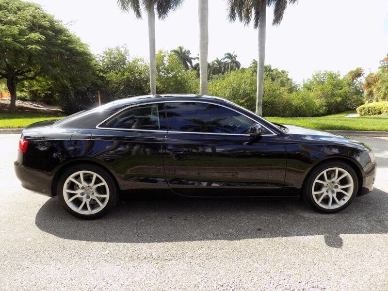 2012 Audi A5 2.0T Premium Hollywood FL
