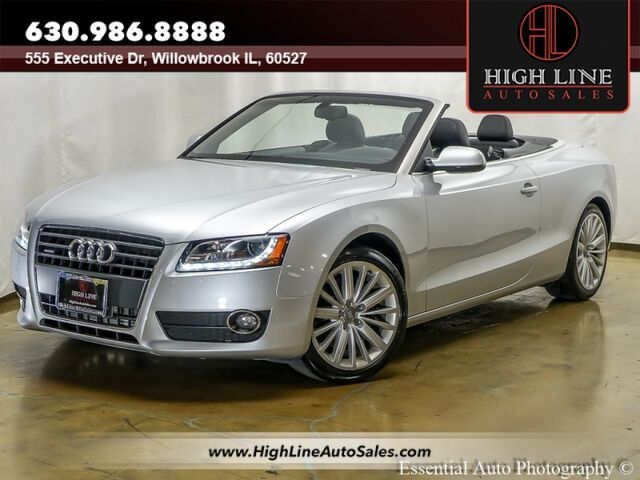 2012 Audi A5 2.0T Premium Plus Willowbrook IL