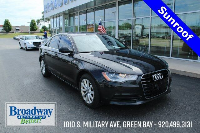 2012 Audi A6 3.0 Premium Plus Green Bay WI