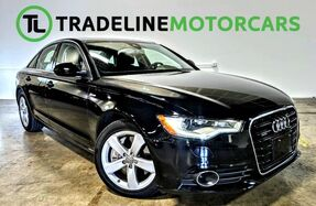 2012_Audi_A6_3.0T Premium Plus NAVIGATION, SUNROOF, LEATHER AND MUCH MORE!!!_ CARROLLTON TX