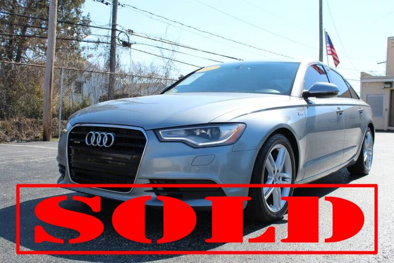2012 Audi A6 3.0T Premium Plus New Castle DE