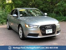 2012 Audi A6 3.0T Premium Plus South Burlington VT