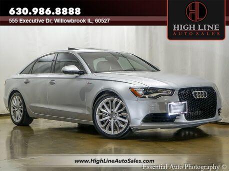 2012_Audi_A6_3.0T Prestige_ Willowbrook IL