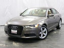 2012_Audi_A6_Premium Plus / 3.0L Supercharged V6 Engine / AWD Quattro / Navigation / Sunroof_ Addison IL