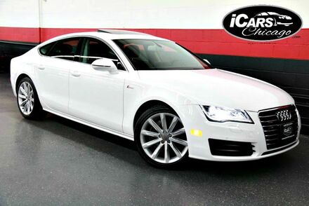 2012_Audi_A7_3.0 Premium Plus 4dr Sedan_ Chicago IL
