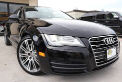 2012_Audi_A7_3.0 Premium Plus CLEAN CARFAX TEXAS BORN LOW MILES_ Houston TX