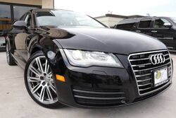 Audi A7 3.0 Premium Plus CLEAN CARFAX TEXAS BORN LOW MILES 2012