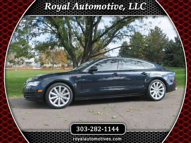 2012 Audi A7 3.0 Premium Plus Englewood CO
