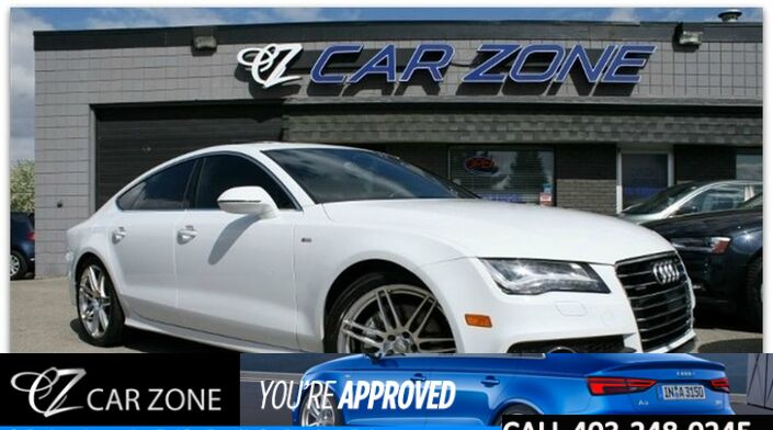 2012 Audi A7 3.0 Premium Top of the Line 2 Sets Rims and Tires Calgary AB