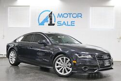 Audi A7 3.0 Prestige 1 Owner LOADED!! Very Well Maintained!! 2012