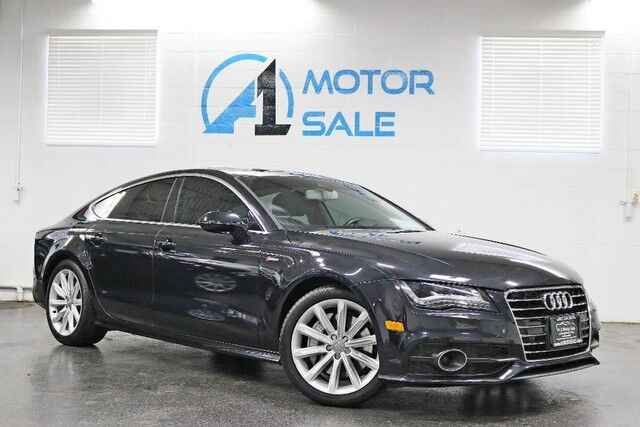 2012 Audi A7 3.0 Prestige 1 Owner LOADED!! Very Well Maintained!! Schaumburg IL