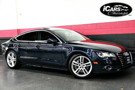 2012_Audi_A7_3.0 S-Line Premium Plus 4dr Sedan_ Chicago IL