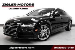 2012_Audi_A7_3.0 T Quattro Prestige S-Line exterior bumpers & grill One Owner Clean Carfax_ Addison TX