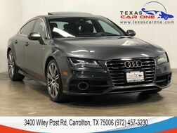2012_Audi_A7_3.0T PRESTIGE QUATTRO INNOVATION PKG LANE AND SIDE ASSIST NAVIGATION HEADUP DISPLAY_ Carrollton TX