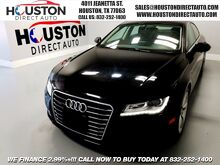 2012_Audi_A7_Prestige_ Houston TX