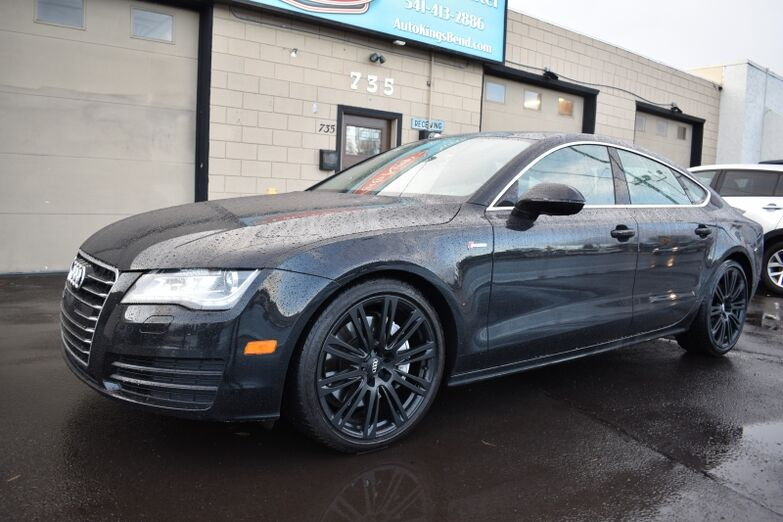 2012 Audi A7 Quattro 3.0 Premium Plus Bend OR