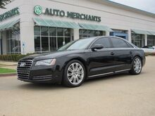 2012_Audi_A8_4.2L quattro NAV, HTD/COOLED STS, SUNROOF, MASSAGE SEATS, BLUETOOTH, PARK AID, BACKUP CAM, KEYLESS_ Plano TX