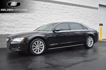 2012_Audi_A8 L__ Willow Grove PA