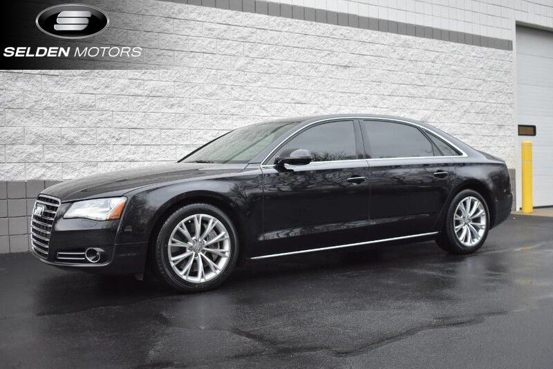 2012 Audi A8 L  Willow Grove PA