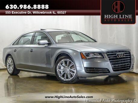 2012_Audi_A8 L__ Willowbrook IL