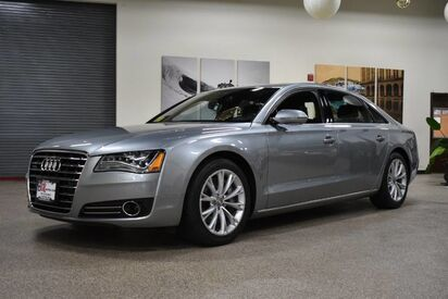2012_Audi_A8 L_4.2 FSI Quattro_ Boston MA