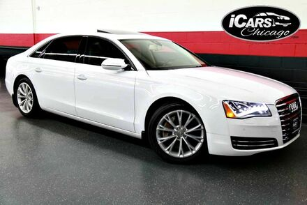 2012_Audi_A8_L 4dr Sedan_ Chicago IL