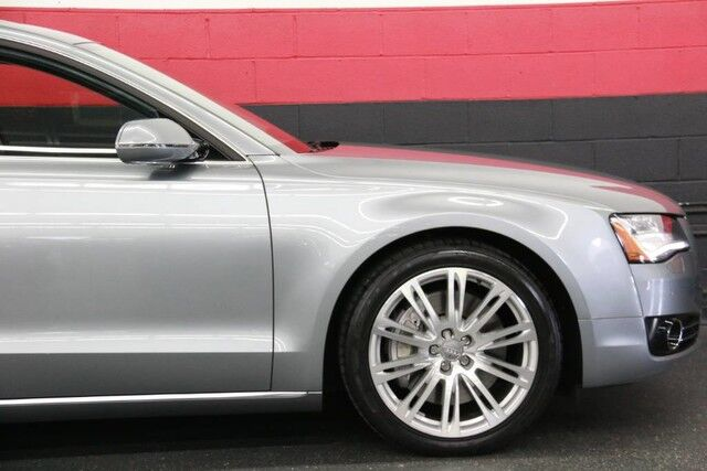 2012 Audi A8 L 4dr Sedan Chicago IL