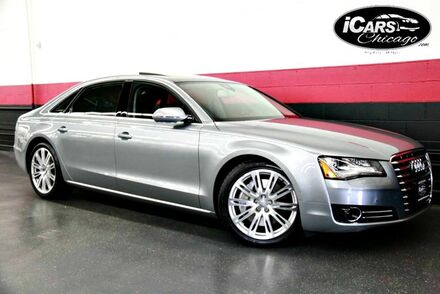2012_Audi_A8 L_4dr Sedan_ Chicago IL