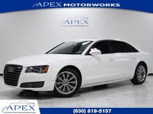 2012_Audi_A8 L_AWD 1 Owner_ Burr Ridge IL