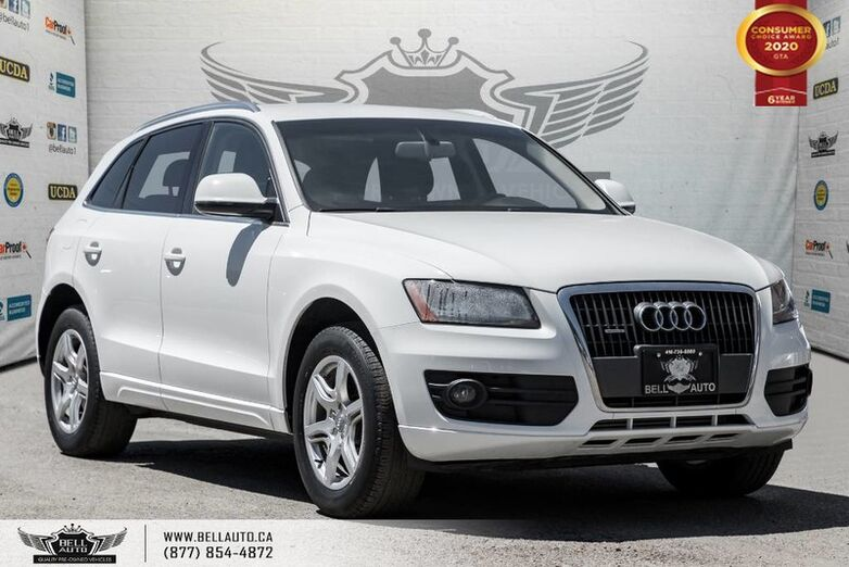 2012 Audi Q5 2.0L Premium, NO ACCIDENT, AWD, BLUETOOTH, MEMO SEAT Toronto ON