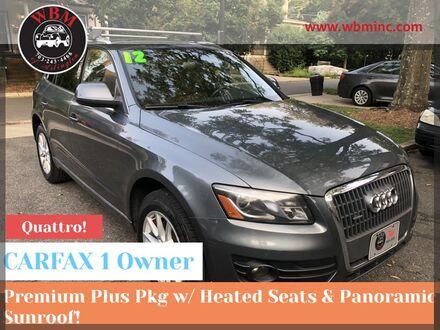 2012_Audi_Q5_2.0T Premium Plus_ Arlington VA