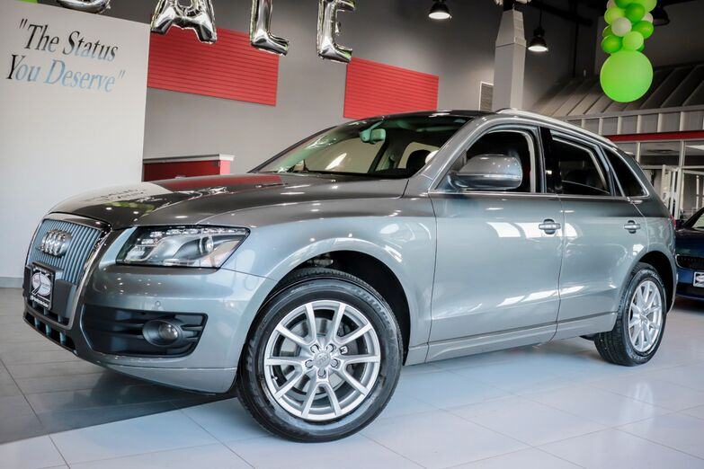 2012 Audi Q5 2.0T Premium Plus Leather Sunroof Navigation Tow Hitch 1 Owner Springfield NJ