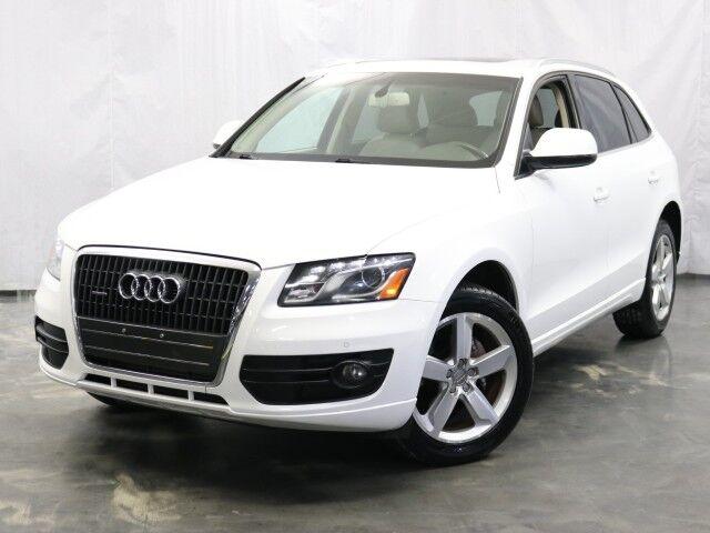2012 Audi Q5 2.0T Premium Plus Quattro AWD Addison IL