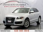 2012 Audi Q5 2.0T Premium Plus Quattro AWD w/ Panoramic Sunroof & Xenon Headlamps
