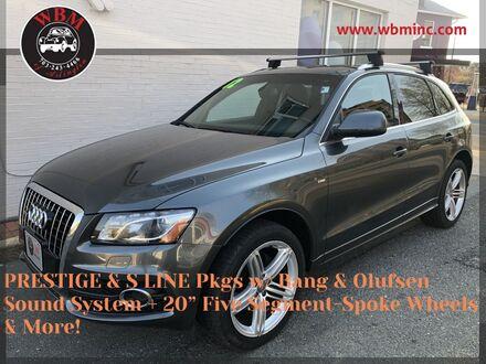 2012_Audi_Q5_3.2 Prestige_ Arlington VA