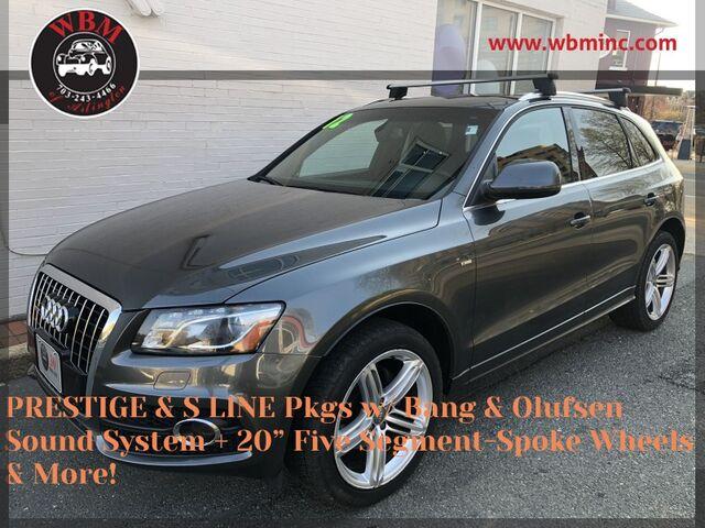 2012 Audi Q5 3.2 Prestige Arlington VA