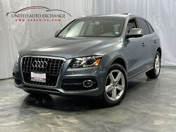 2012_Audi_Q5_3.2L Premium Plus Quattro AWD S-Line_ Addison IL
