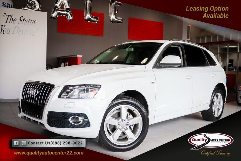 2012 Audi Q5 3.2L Premium Plus Springfield NJ