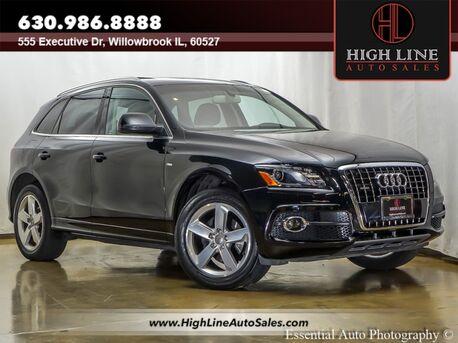 2012_Audi_Q5_3.2L Premium Plus_ Willowbrook IL