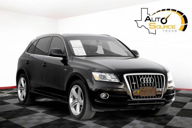 2012 Audi Q5 3.2L Prestige Richardson TX