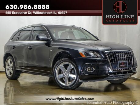 2012_Audi_Q5_3.2L Prestige_ Willowbrook IL