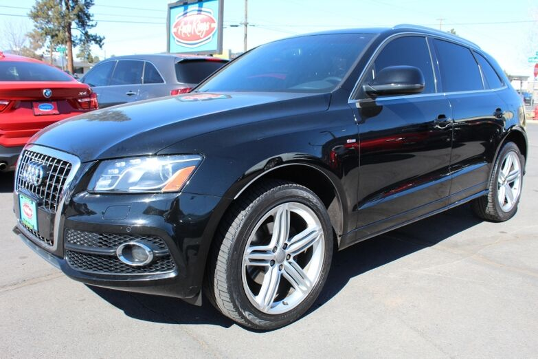2012 Audi Q5 3.2L Quattro Premium Plus Bend OR