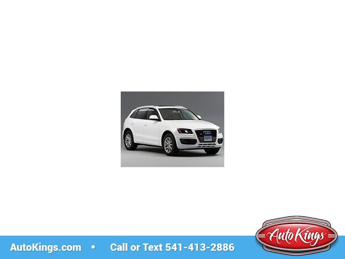 2012 Audi Q5 Quattro 2.0T Premium Plus Bend OR