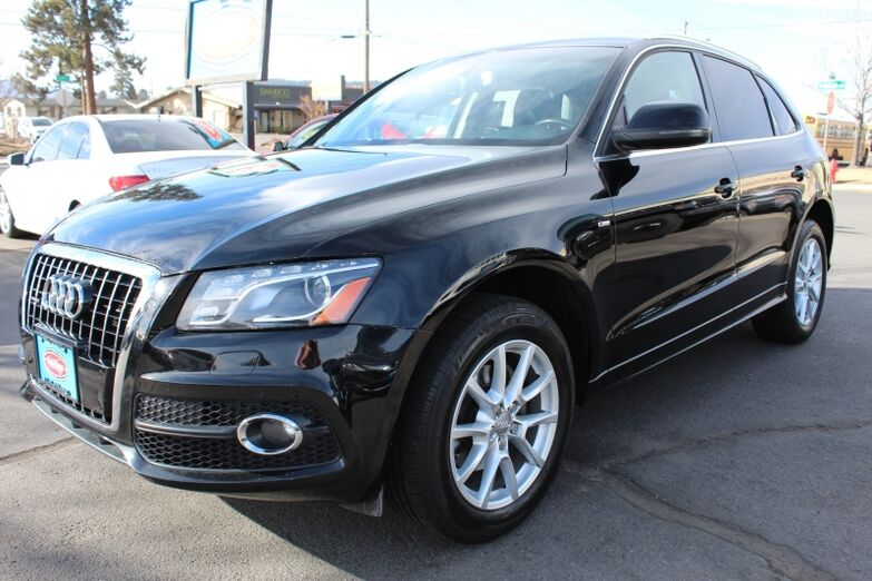 2012 Audi Q5 Quattro 3.2L Premium Plus Bend OR