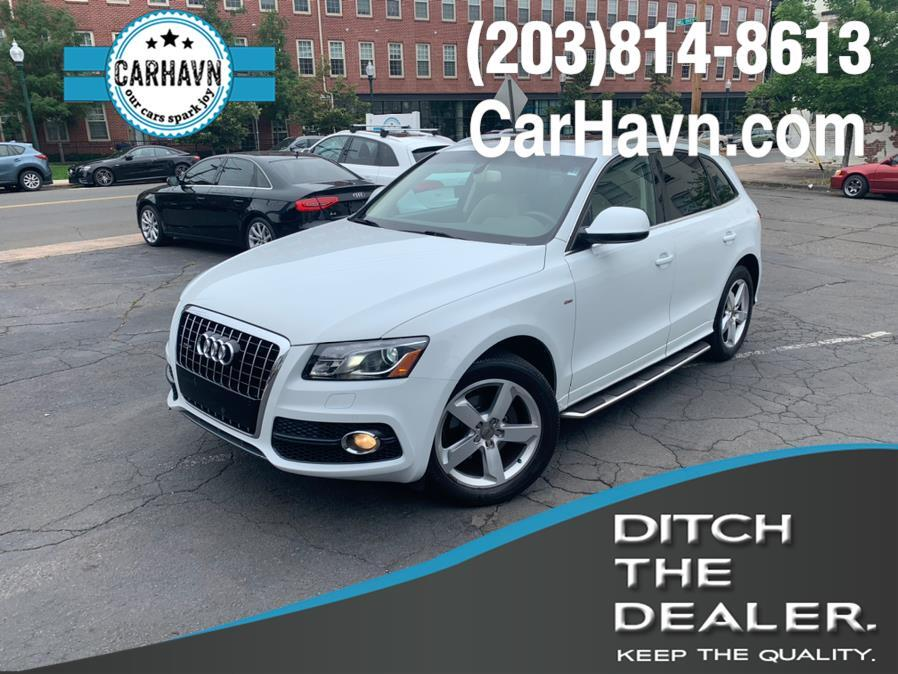 2012 Audi Q5 quattro 4dr 3.2L Premium Plus New Haven CT