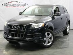 2012_Audi_Q7_3.0L TDI Diesel Engine / AWD Quattro / Premium Plus / Panoramic Sunroof / Parking id with Rear View Camera / Bose Premium Sound System_ Addison IL